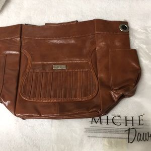 Miche Dawn Demi Shell only Brown New